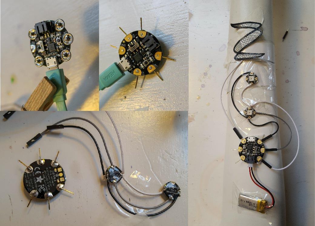wiring Gemma