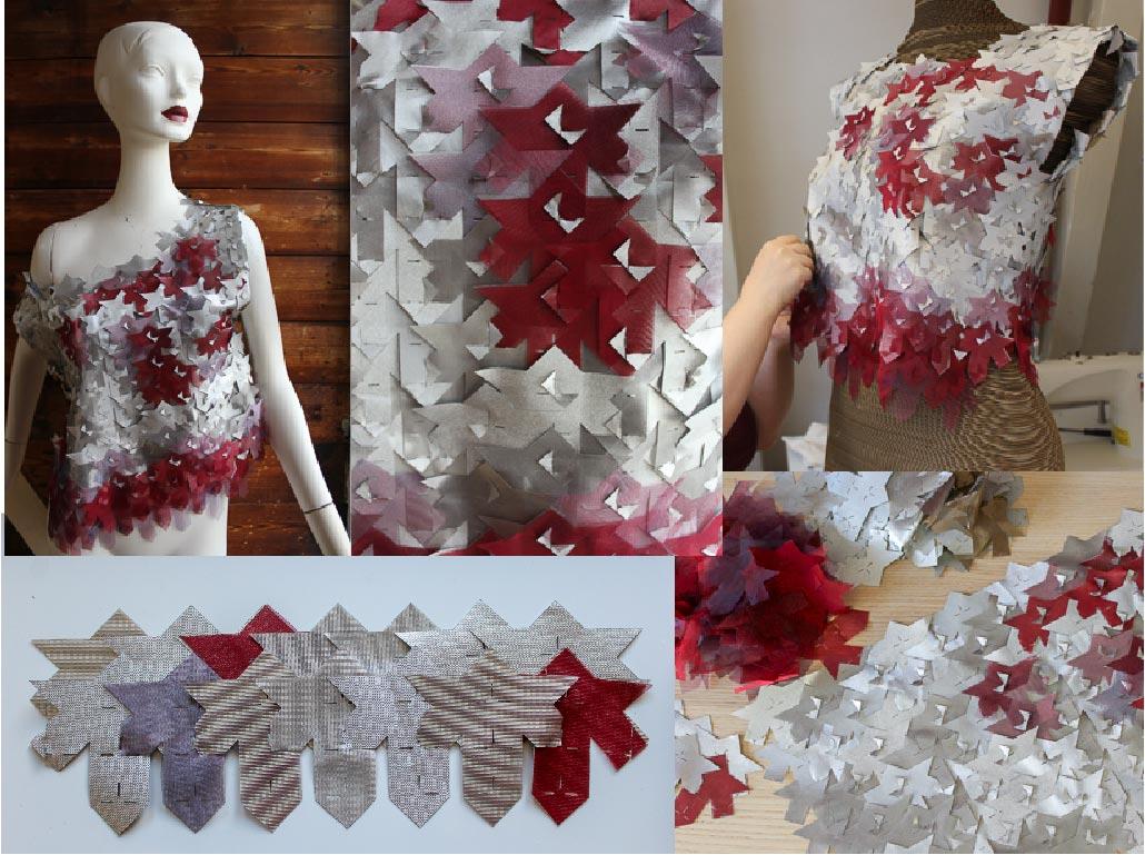mannequin collage