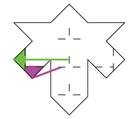 self-interlocking module