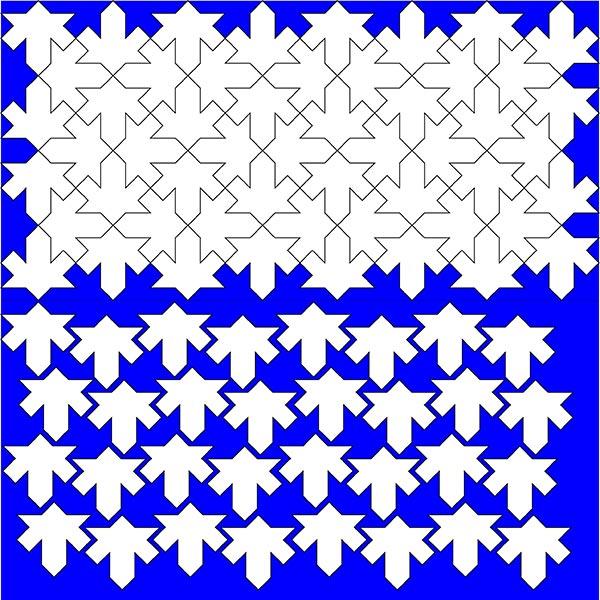 tesselated vs non-tesselated