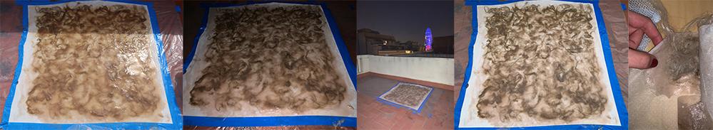 Making alginate Big sheet gabriela Lotaif3