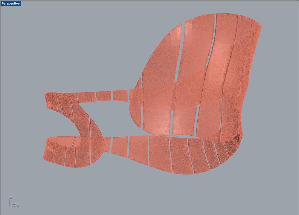 Torso Structural Body Paramapp Gabriela Lotaif