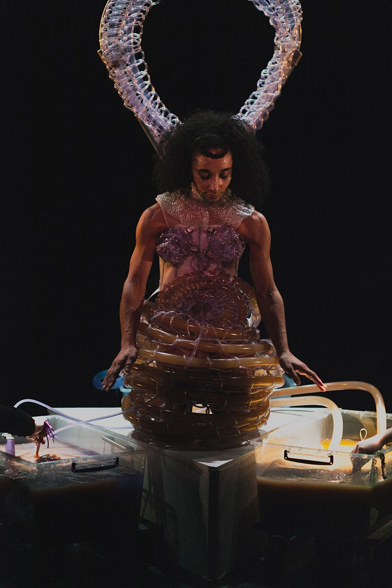 Mother of Water, Costume Design and Realisation by Gabriela Lotaif